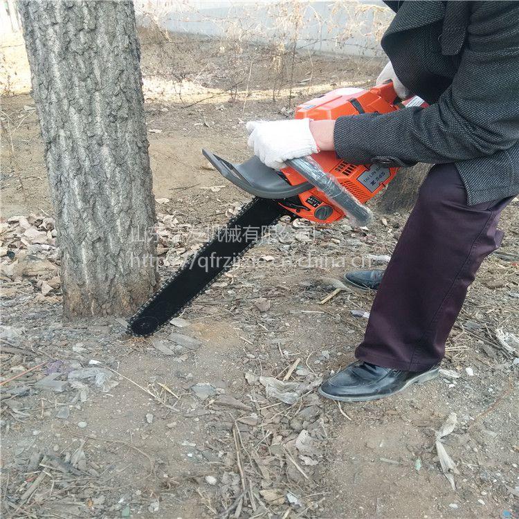 带土球苗木移栽机 汽油链条挖树机 浩发