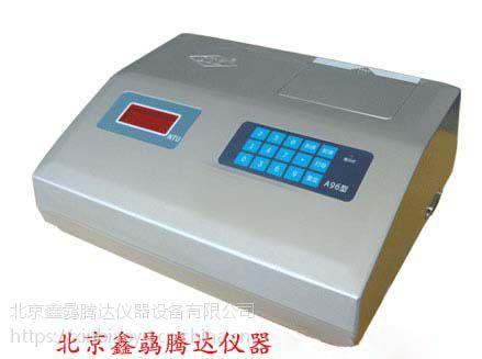 SD9022-C5台式余氯分析仪测定原理 余氯分析仪报价