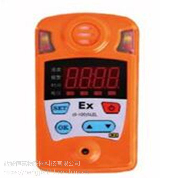 盐城供应HENGJIA便携式矿用二合一气体检测仪(甲烷/氧气)