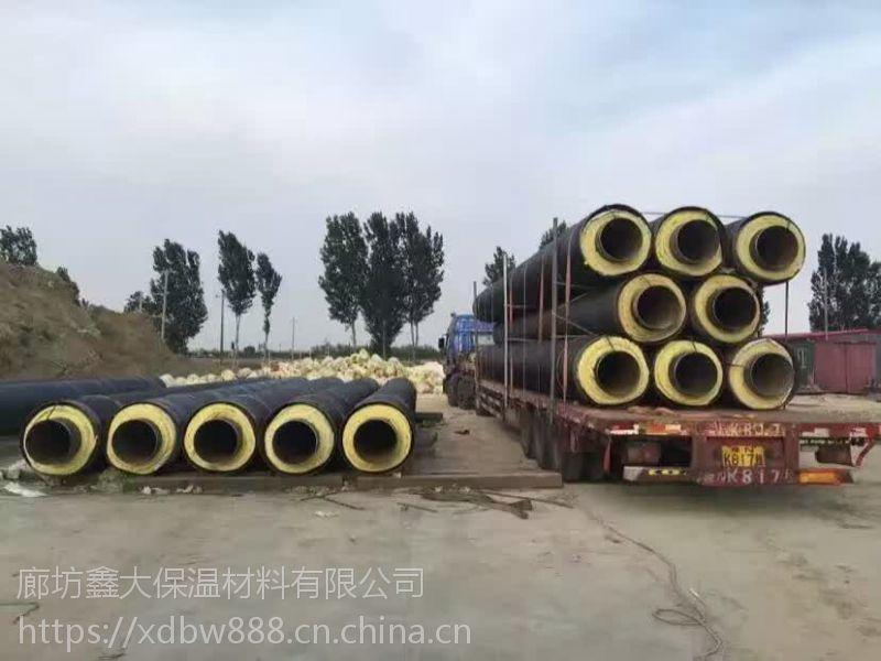 钢套钢蒸汽保温管厂厚度要求
