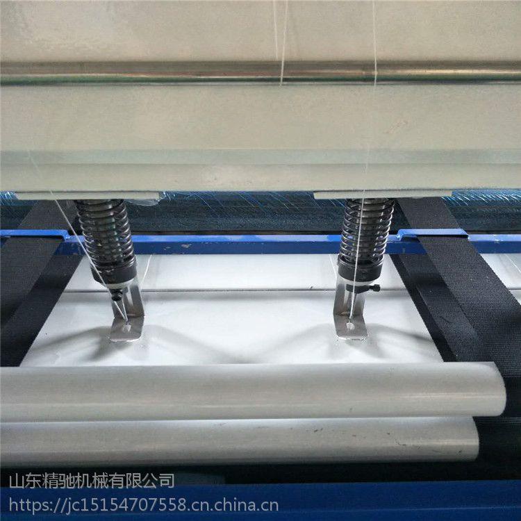棉门帘双排针引被机 优质耐用的引被机