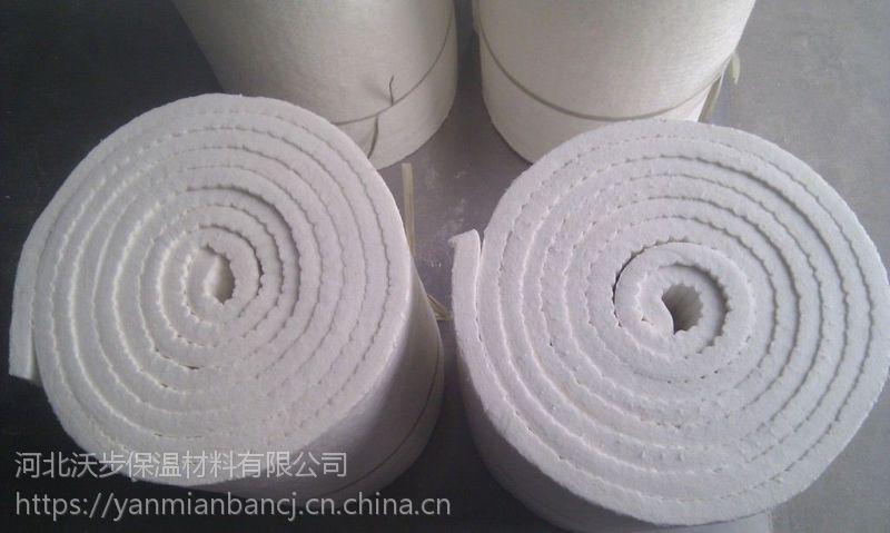 硅酸铝纤维毯专业厂家格