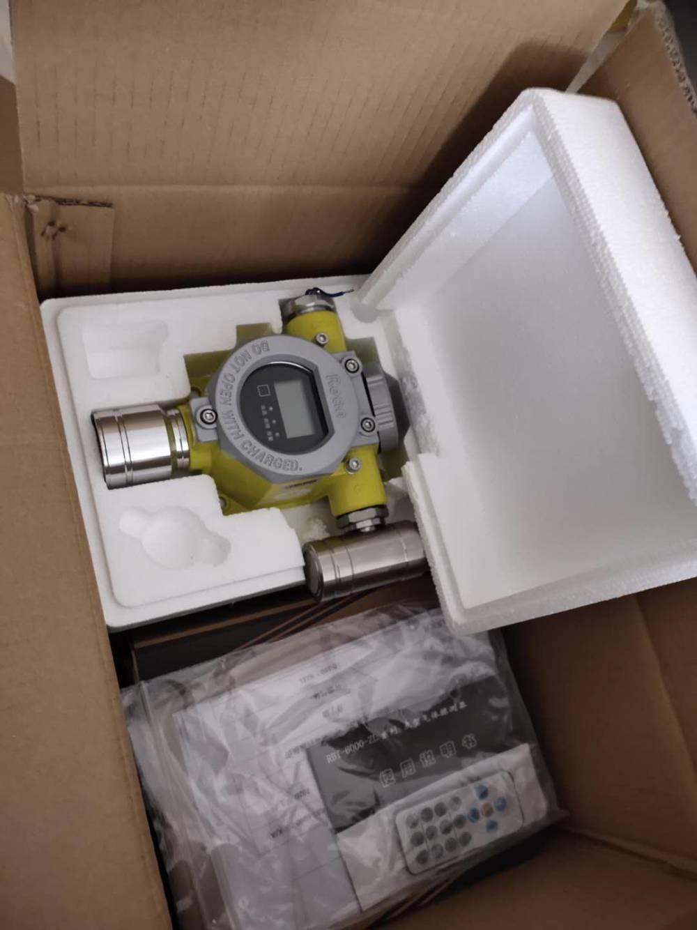 液氨罐用壁挂式氨气泄漏报警器