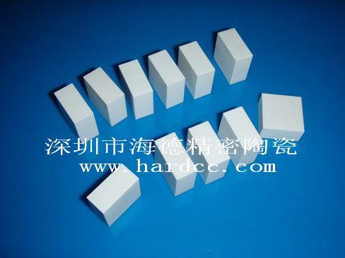深圳氧化铝陶瓷厂家 95氧化铝陶瓷块