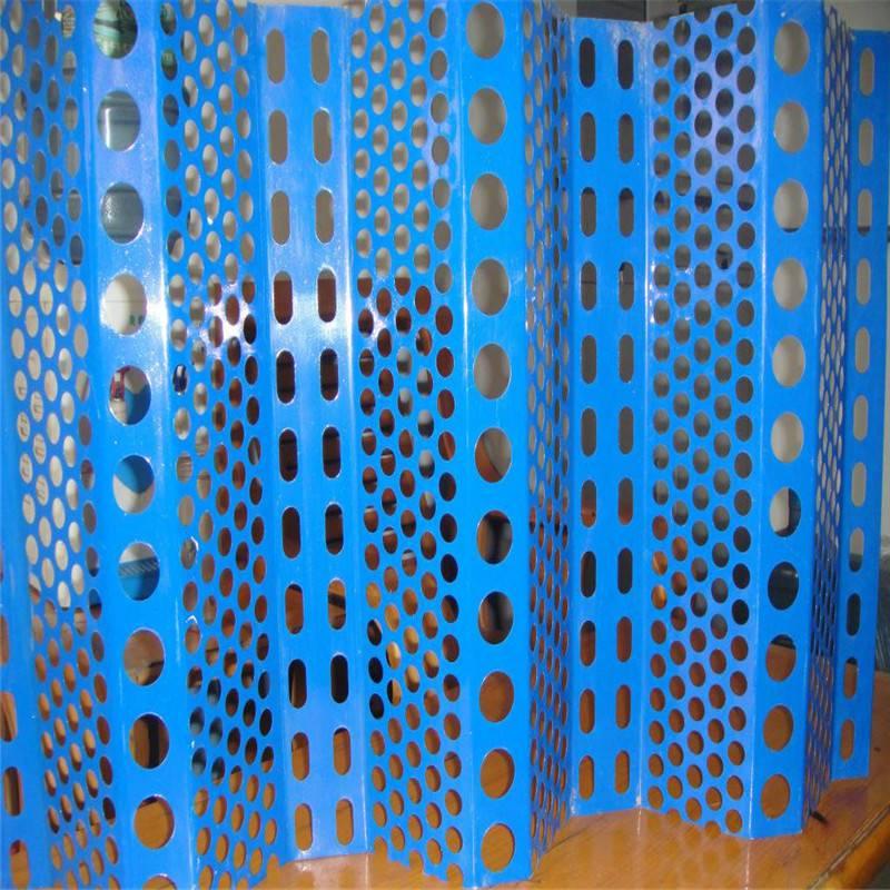抑尘防风网工程 防风抑尘网安装队 矿场挡风墙