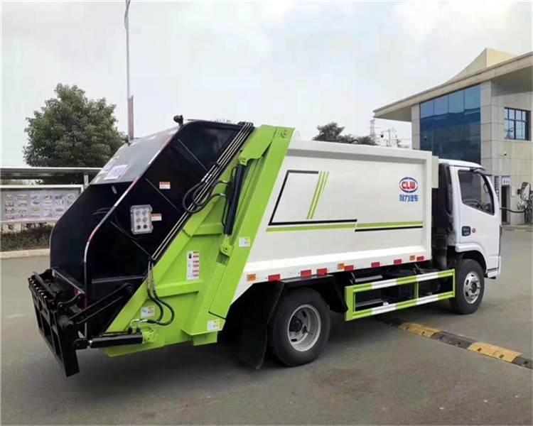 长安3方勾臂式垃圾车报价、厂家、电话