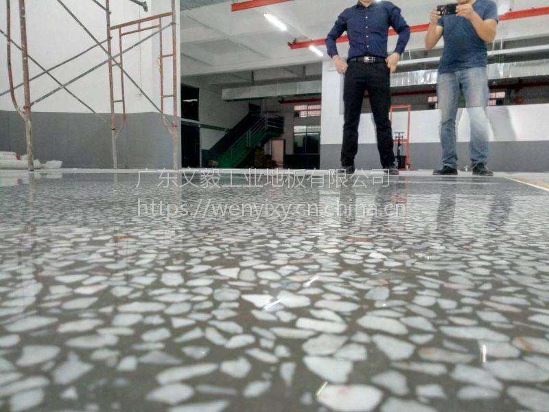 东莞南城、万江水泥地起灰处理、水磨石翻新、金刚砂固化地坪