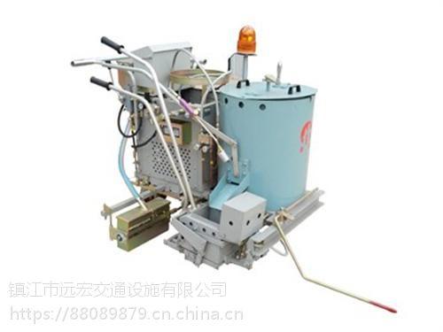 热熔划线机、远宏交通设施(图)、热熔划线机