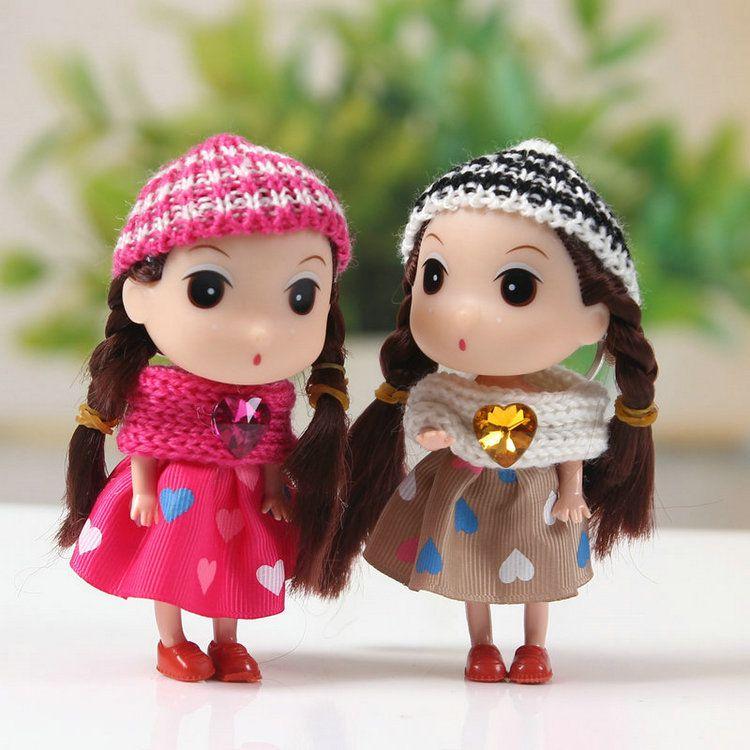 玩具公仔,车辆,玩偶其他公仔,玩偶,娃娃12cm芭比娃娃娃娃圣诞其他玩具儿童标准图片