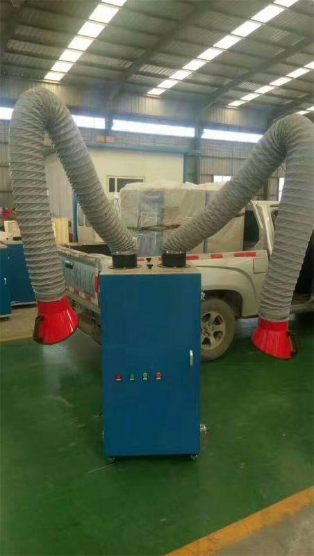 供应车间烟尘净化器 焊接烟尘处理器 焊烟净化器 移动式
