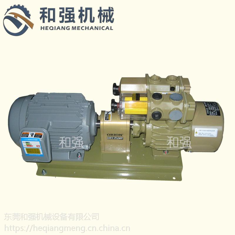 深圳ORION好利旺KRX6-P-VB-03真空泵 装订机 折页机 包本机 配页机用气泵 风泵无油泵