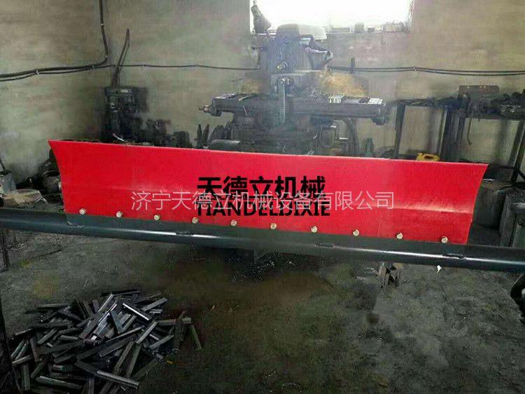 天德立H型1米聚氨酯清扫器 1.2/1.4/1.6米头滚一道清扫器