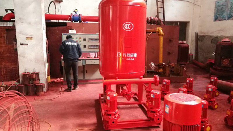 呼和浩特消防泵直销消火栓泵供应