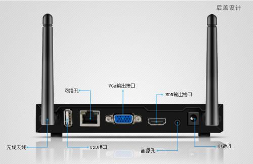 wePresent WiPG-1000无线高清投影网关