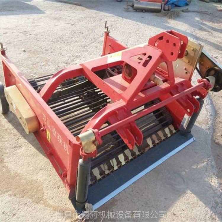 多功能土豆地瓜收获机 挖掘式药材收获机