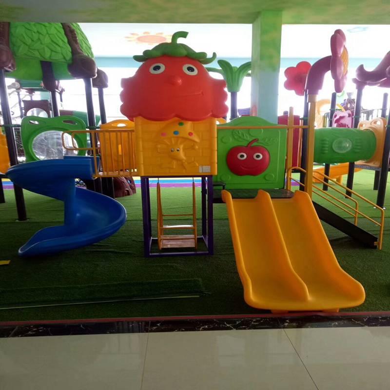 株洲市儿童游乐设施生产制造厂家,室内滑梯价格,批发