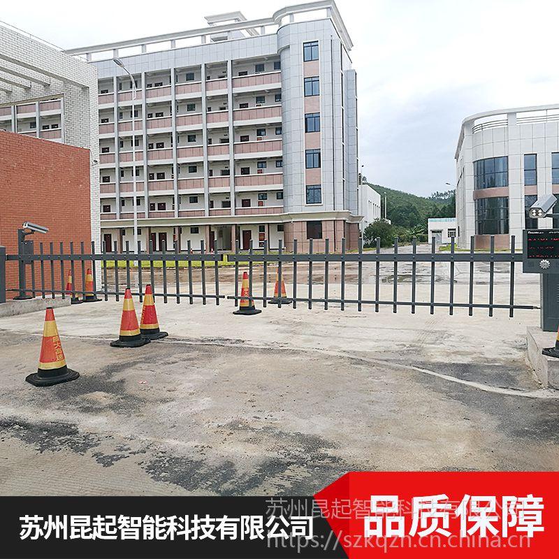 苏州昆起一键式解压安装车道信息识别一体机安装厂家供应