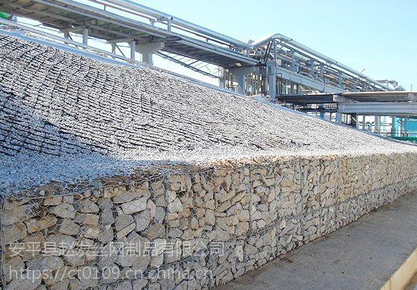 防汛铅丝笼厂家.格宾石笼报价.坡面石笼网