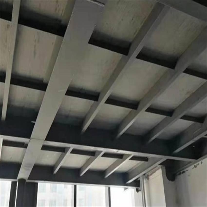 洛阳建材厂有着生产加厚水泥纤维板复式钢结构楼层板的天赋!