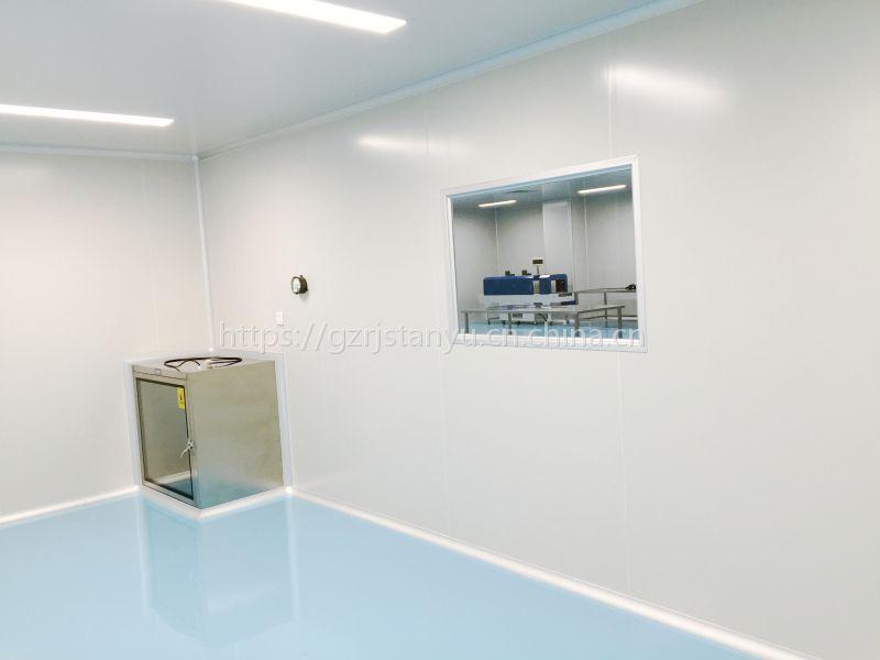 保健品生产无尘车间 净化车间规划建设厂家WOL