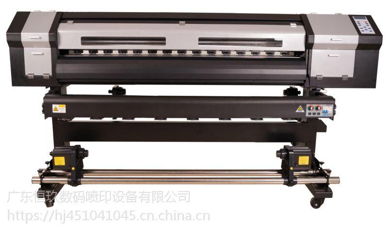 热升华打印机热转印打印机分散墨水打印机化纤布料打印机