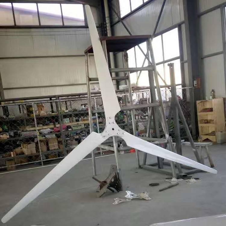 晟成家庭专用1000W风力发电机 美观实惠 发电量高