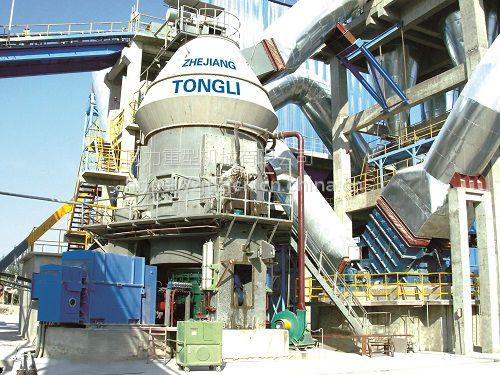 磨煤粉生产线使用的立磨机_立式磨煤机厂家