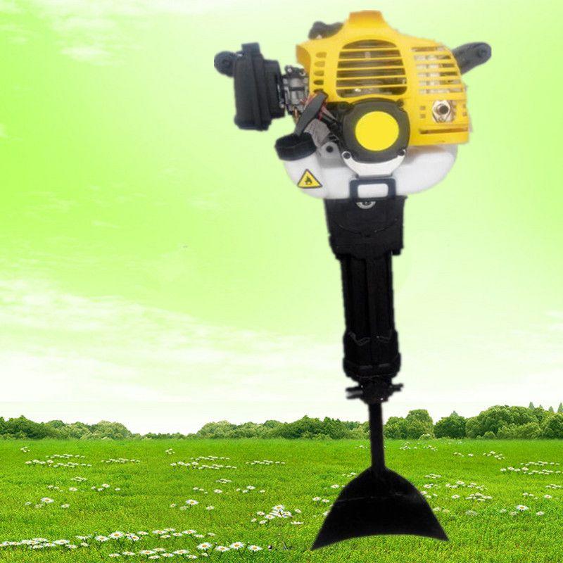 佳鑫小型单人苗木移栽机 汽油二冲程手提式苗木移植机 合金材质链条挖树机批发