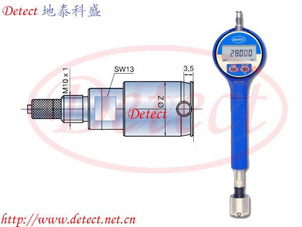 盲孔测量仪 diatest电子塞规 盲孔的测量方法