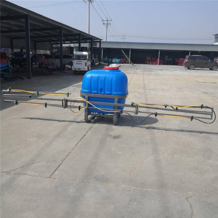 拖拉机车载式喷雾器 新型悬挂式打药机 曲阜圣鲁机械