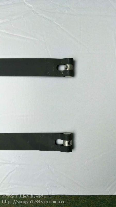 小松挖掘机配件空滤外壳绑带pc300-7 空滤外壳绑带价格 现货供应