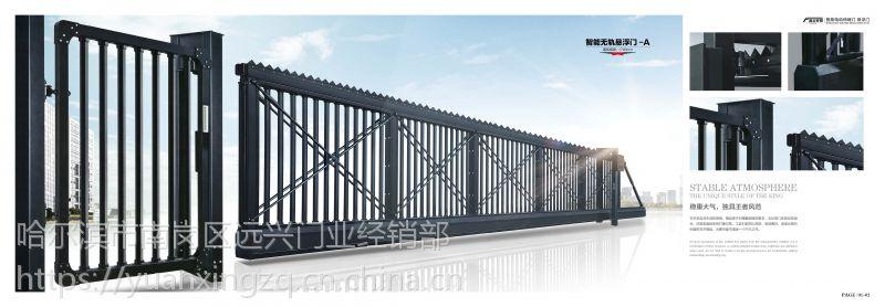 纯铝合金材料制造、整体无焊接并可现场拼装的悬浮门厂商