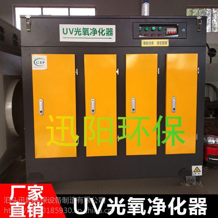 化工废气处理设备需要改造的原因