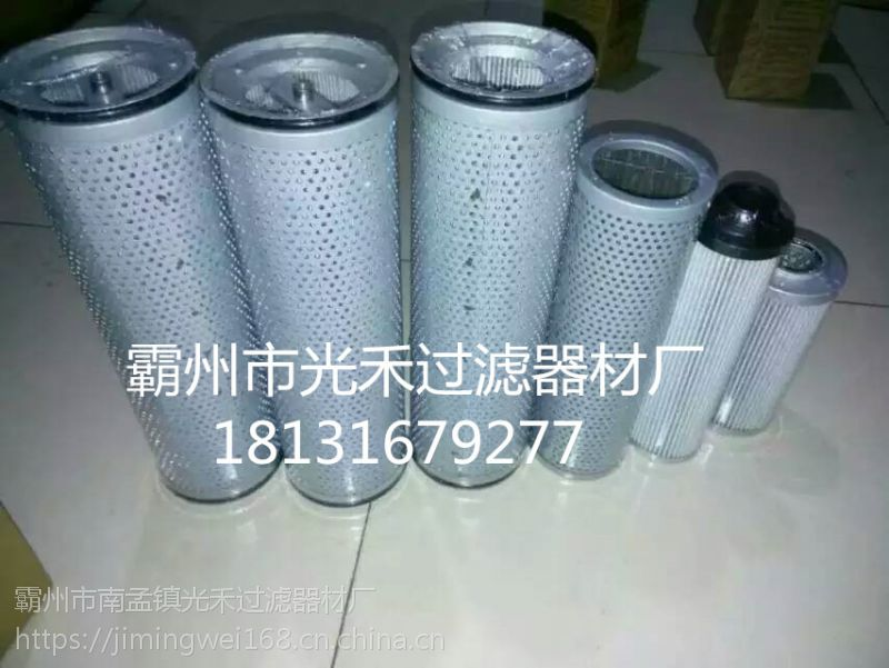 定制248911003大象泵车液压油滤芯