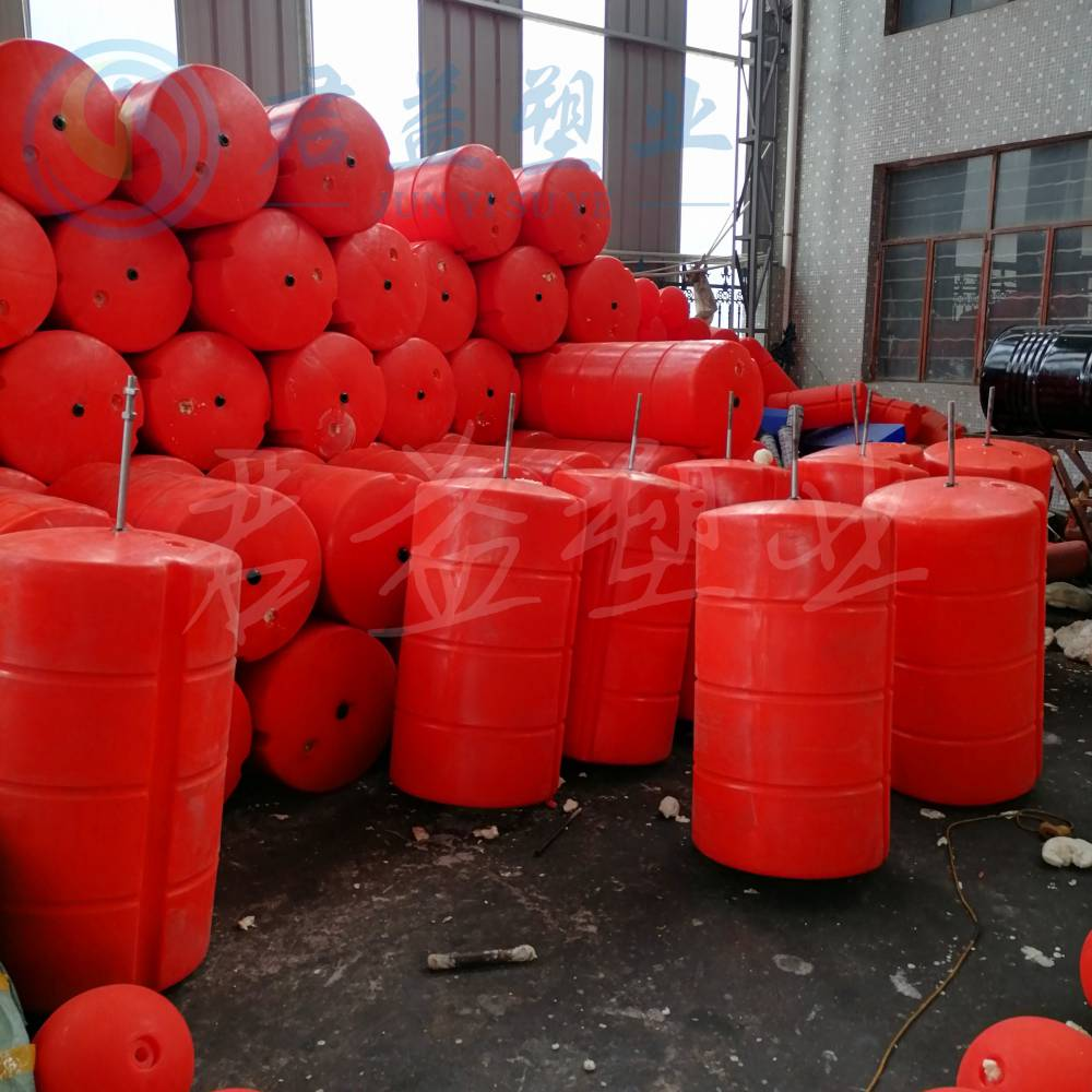 孔径22CM浮筒 疏浚直径500抽沙浮筒