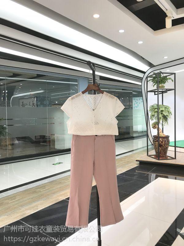 蔓诺蒂夏季女装新品专柜正品 韩版时尚 批发走份