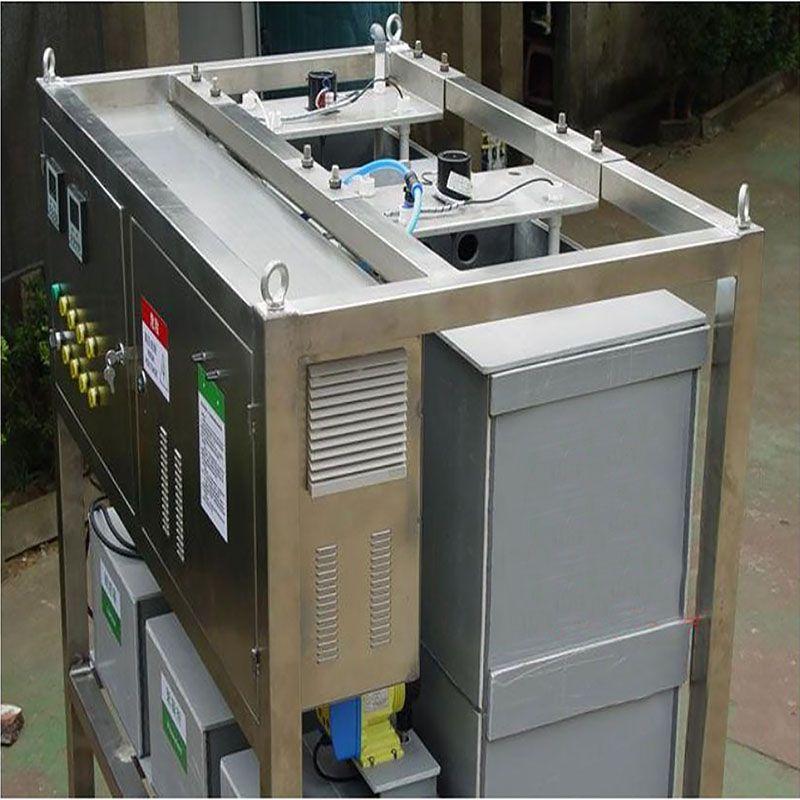小型污水处理除COD装置轩科