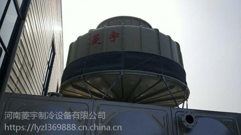 供应西安菱宇玻璃钢350吨冷却塔