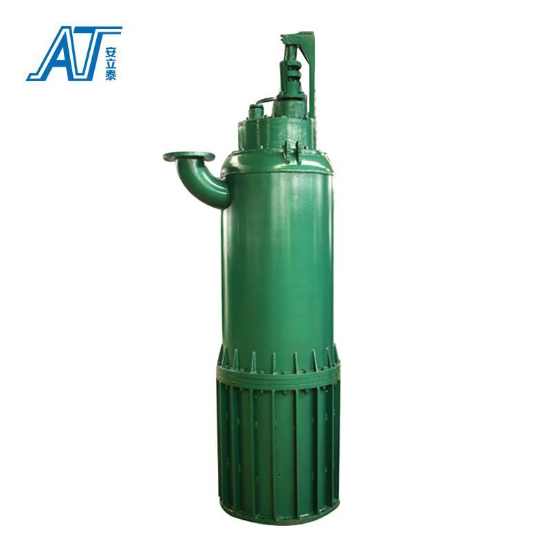 侧上出水口防爆潜水泵 矿用排污排沙 过污能力强 出厂价直销