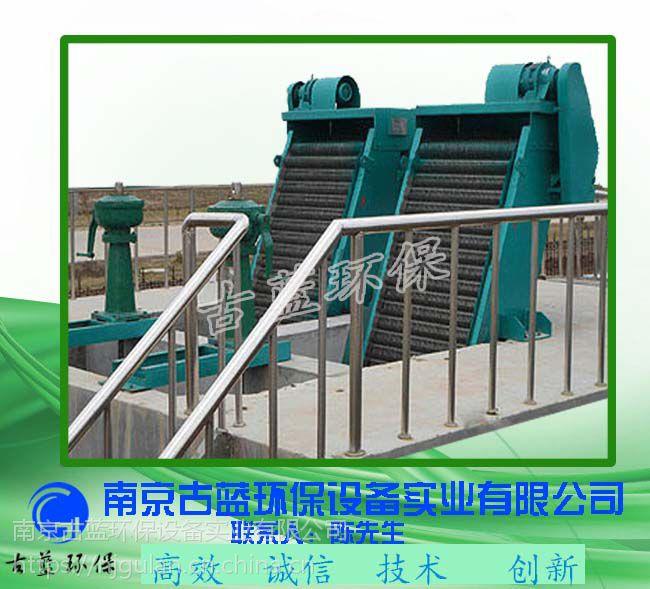 回转式格栅除污机除污机 污水处理机械设备 一件起批