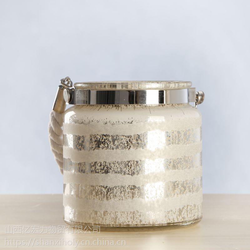 HOLY特色高质量成套玻璃烛台