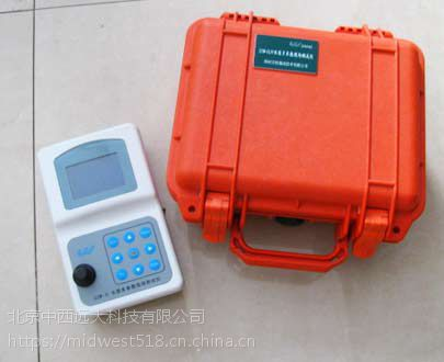 中西 水质多参数现场测试仪/油田上用 库号:M382391 型号:ZW115-ZZW-2P