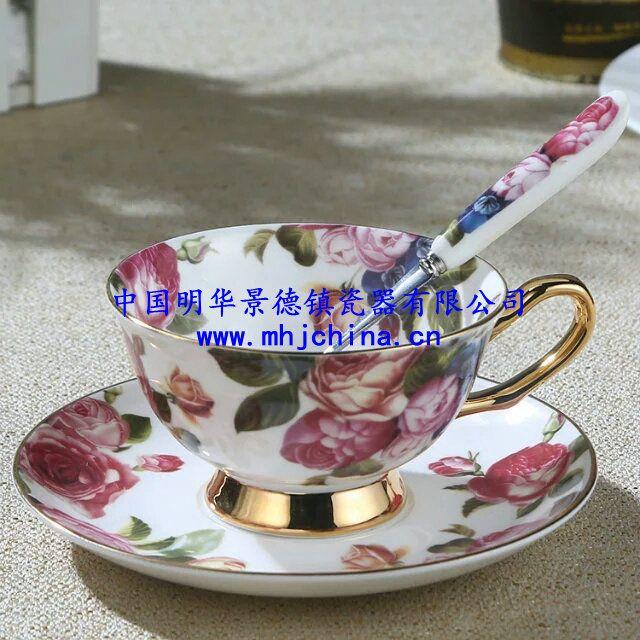 咖啡具 景德镇瓷器 陶瓷凳子