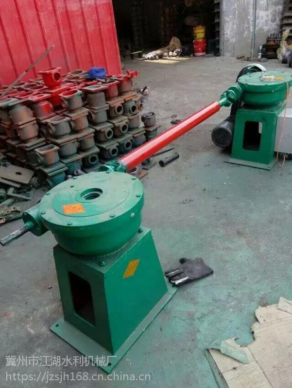 鞍山启闭机 厂家供应(12吨 12T 120KN)QL型双吊点螺杆式启闭机