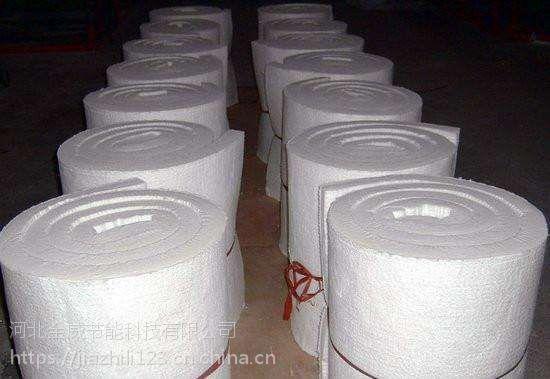 德州市生产100KG普通硅酸铝针刺毯直销批发价格