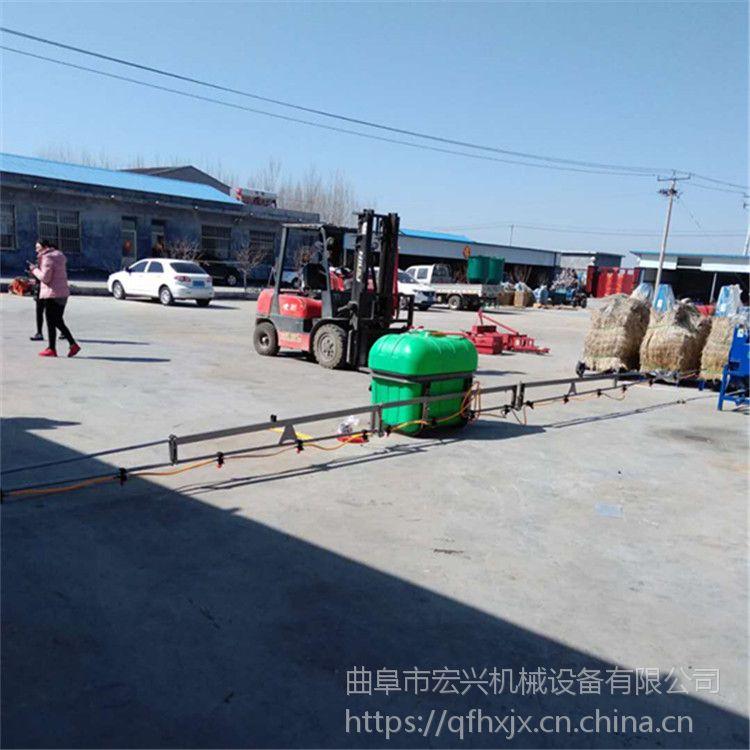 四轮拖拉机带动打药机农药喷雾器图片,四轮拖拉机带动打药机