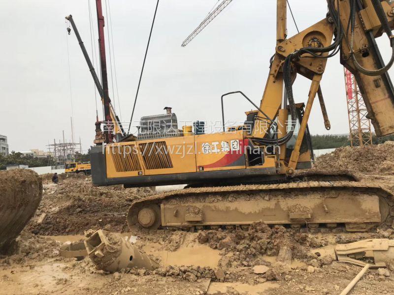 贵州徐工集团360旋挖机出租 机器新