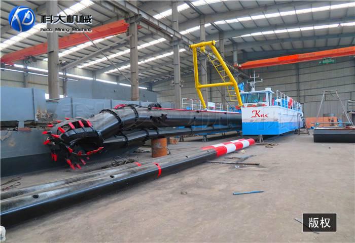 上海绞吸式挖泥船 疏浚清淤船制造厂家