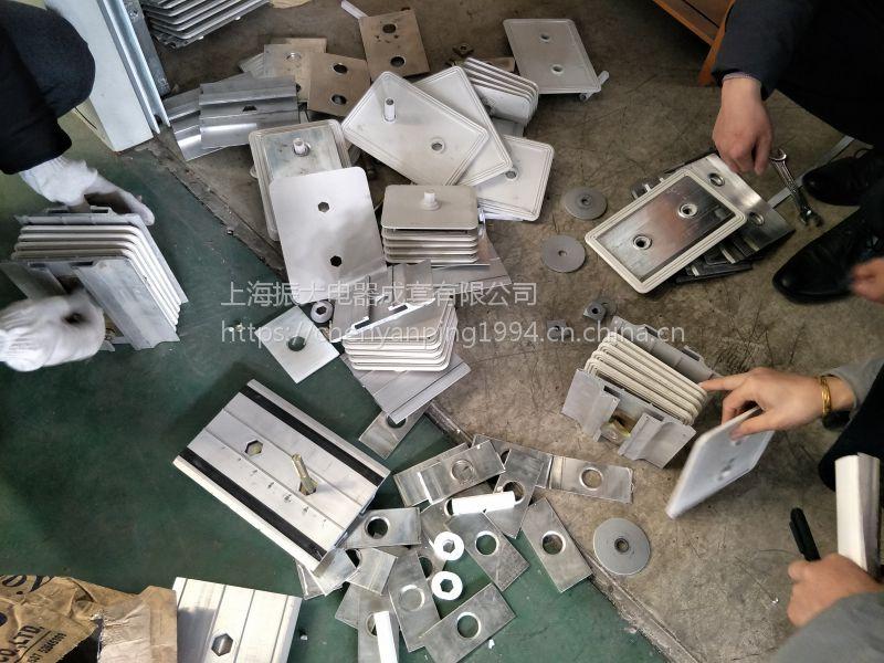连接器,端部连接装置,母线接头安装,规格多少钱每米上海振大厂家优供应