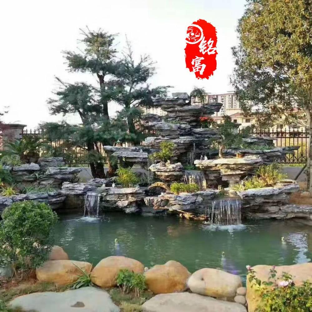 英德英石价格叠石 锋石 假山产地直销 花基砌边英石 北京天然园林石 北京青龙石零售